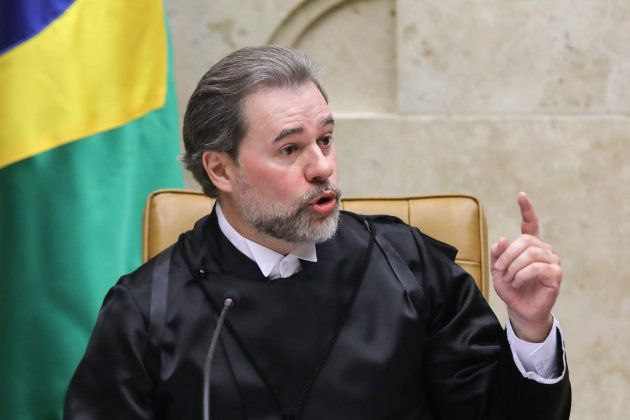 Segundo Dias Toffoli, a decisão de Marco Aurélio fora