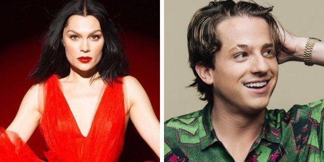 Jessie J eCharlie Puth se juntam a Anitta, Black Eyed Peas, Imagine Dragons, Muse, Iron Maiden, Scorpions,...