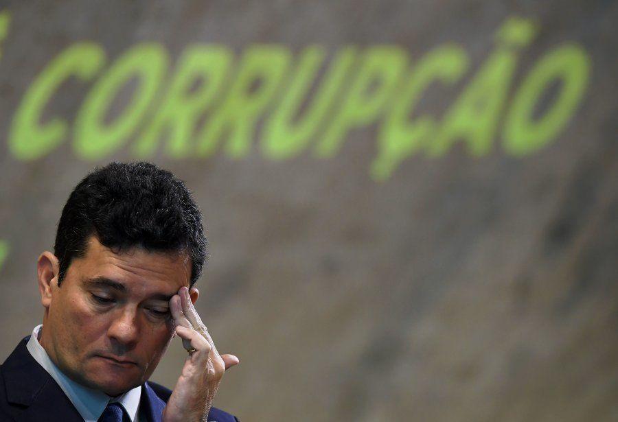 O novo ministro da Justiça, Sérgio