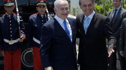 Bolsonaro diz a Netanyahu que Brasil e Israel devem ser 'irmãos no