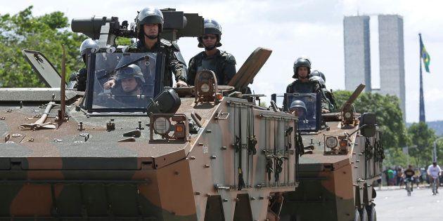 Irão trabalhar mais de 3,2 mil policiais militares, civis, federais e bombeiros, além de integrantes...
