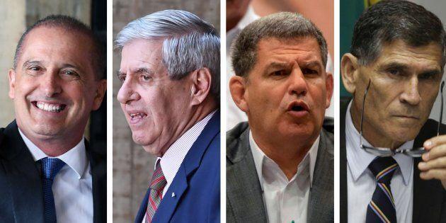 Ministros mais próximos de Bolsonaro assumem cargos no