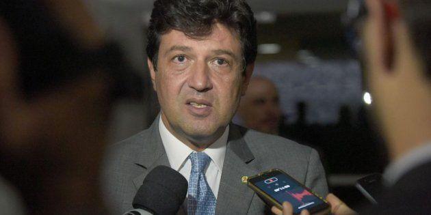 Novo ministro da Saúde, Luiz Henrique Mandetta
