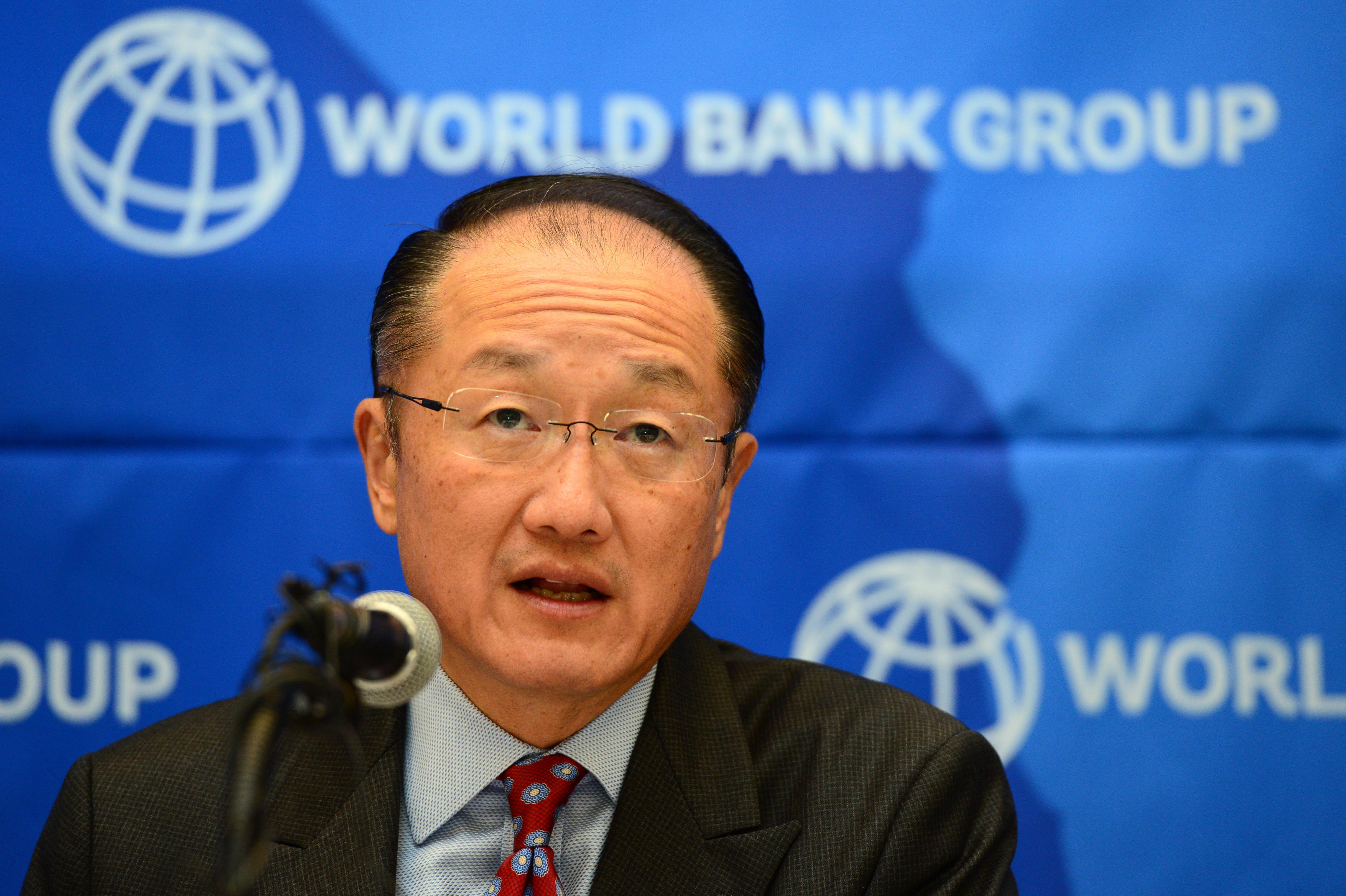 김용 세계은행 총재가 임기를 3년이나 남긴 채