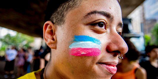Em 28 de janeiro de 2017, a segunda edição da 'Marcha da Paz', em São Paulo, reivindica a inclusão de...