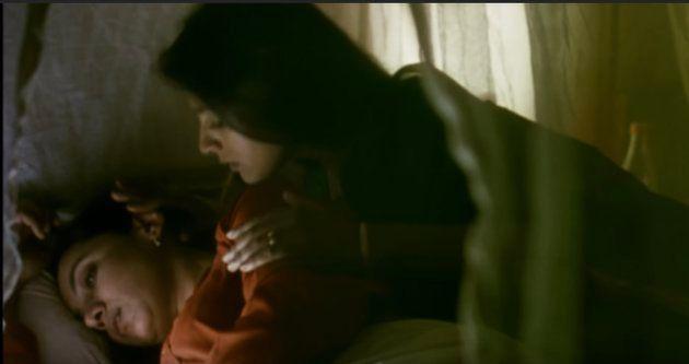 Cena do filme 'Fire', de Deepa