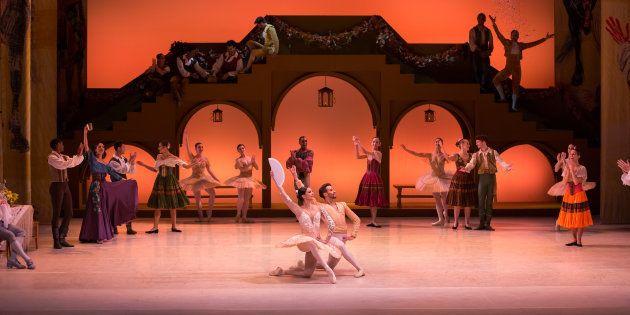 São Paulo Companhia de Dança lotou o Teatro Sergio Cardoso durante quatro