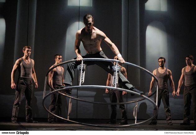 GringoView: O sensacional 'Cirkopolis', sucesso da temporada de dança do Teatro