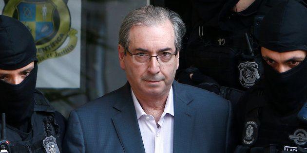 Deputado cassado Eduardo Cunha