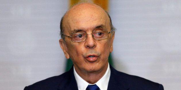 Ex-ministro de Relações Exteriores José