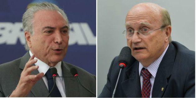 Novo ministro da Justiça defendeu anistiar Cunha e é a favor de punir