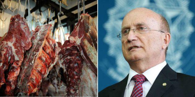 Substâncias cancerígenas para maquiar carnes estragadas e outras sujeiras da Operação Carne