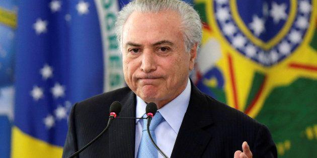 Presidente Michel
