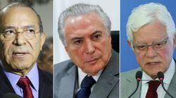 Uma regra criada por Temer garante a permanência dos 8 ministros citados na Lista do