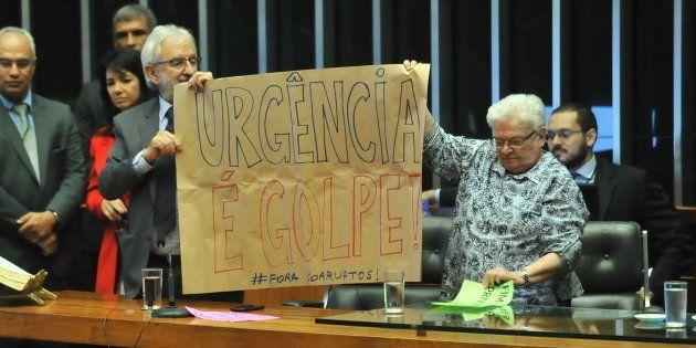 Plenário da Câmara dos Deputados aprova urgência para votar reforma