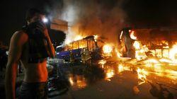 9 cidades registram confrontos na Greve Geral desta