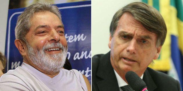 Lula e Bolsonaro são principais nomes na disputa pela Presidência em 2018, diz
