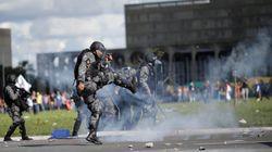 Temer diz que irá tirar Exército das ruas de Brasília após a 'restabelecimento da