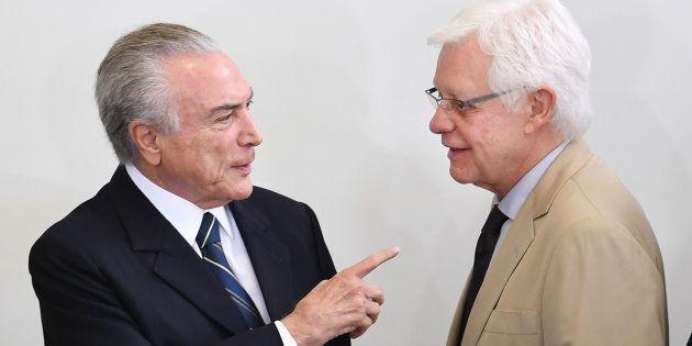 Presidente Michel Temer reedita medida provisória para garantir foro privilegiado a ministro Moreira