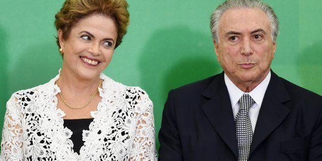 Tribunal Superior Eleitoral (TSE) retoma julgamento da chapa que elegeu Dilma Rousseff (PT) e Michel...