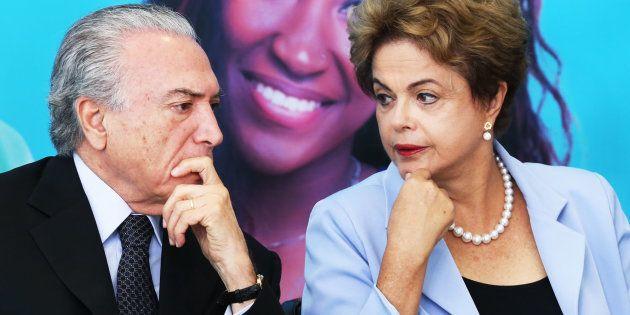 Defesas de Michel Temer e Dilma Rousseff negam irregularidades na