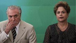 Relator pede cassação da chapa Dilma-Temer por desvios na campanha de