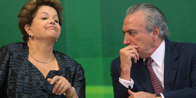 O que há em comum no comportamento do presidente Michel Temer e da ex-presidente Dilma Rousseff nas crises