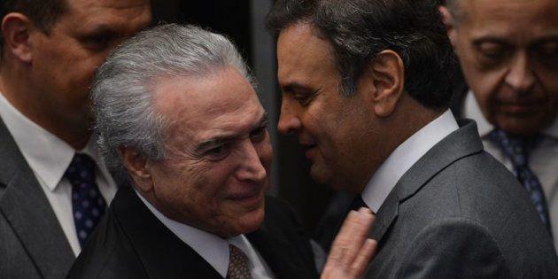 Principal aliado do governo de Michel Temer, PSDB não quer se contaminar com denúncias, mas precisa de...
