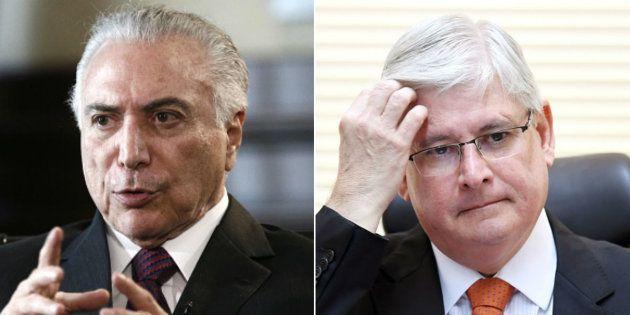 Presidente Michel Temer irá indicar substituto de Rodrigo Janot como procurador-geral da