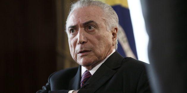 Presidente Michel Temer é denunciado pela Procuradoria-Geral da República e pode ser tornar réu na Operação...