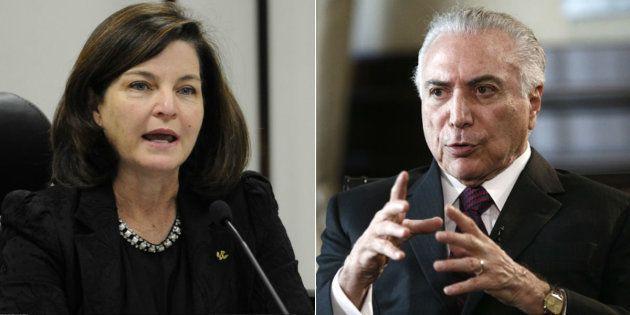 Presidente Michel Temer escolheu subprocuradora Raquel Dodge como nova procuradora-geral da República,...