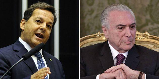 Deputado Sergio Zveiter (PMDB-RJ) é escolhido relator da denúncia contra o presidente Michel