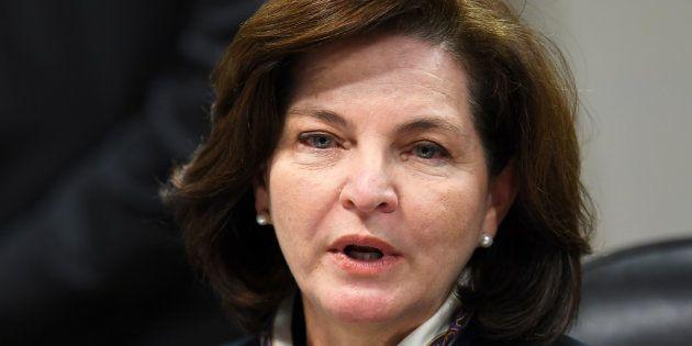 Subprocuradora-geral Raquel Dodge, indicada pra procuradora-geral da República pelo presidente Michel