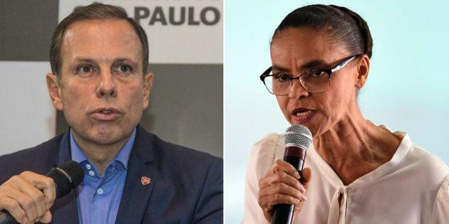 Ausência de LUla na disputa em 2018 pode fortalecer candidato de centro, como Marina Silva e João