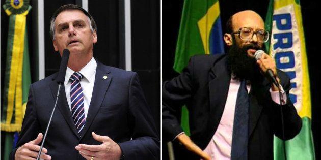 Deputado federal Jair Bolsonaro (PSC-RJ) irá se filiar ao PEN para se candidatar à Presidência da República...