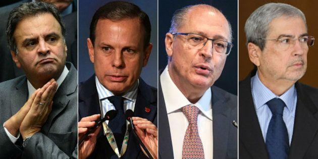 Metade da bancada do PSDB votou a favor da denúncia contra presidente Michel Temer e partido continua...