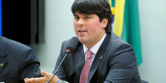 Deputado André Fufuca (PP-MA) irá assumir temporariamente Presidência da
