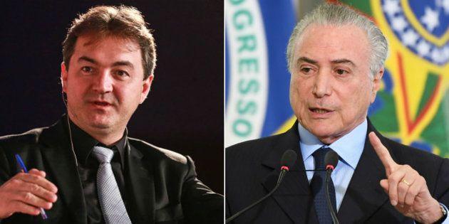 Presidente Michel Temer e delator Joesley Batista trocam farpas às vésperas de segunda denúncia contra