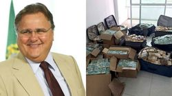 Quantas malas de dinheiro deste ex-ministro você consegue