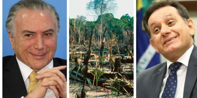 Apoio a Temer foi moeda de troca para conquistas da bancada ruralista, presidida pelo deputado federal...