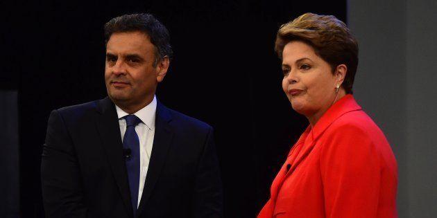 Candidatos ao Palácio do Planalto em 2014, Aécio Neves e Dilma Rousseff podem repetir disputa, desta...