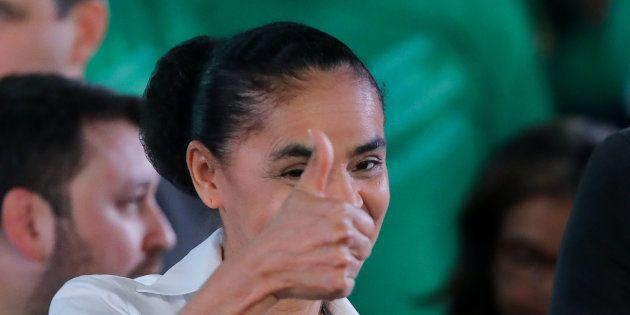 Convenção da Rede Sustentabilidade oficializa candidatura de Marina Silva e coligação com