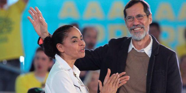 Marina Silva e Eduardo Jorge reforçam coesão programática da aliança