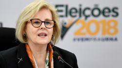 'Festa da democracia': Rosa Weber encerra primeiro turno das