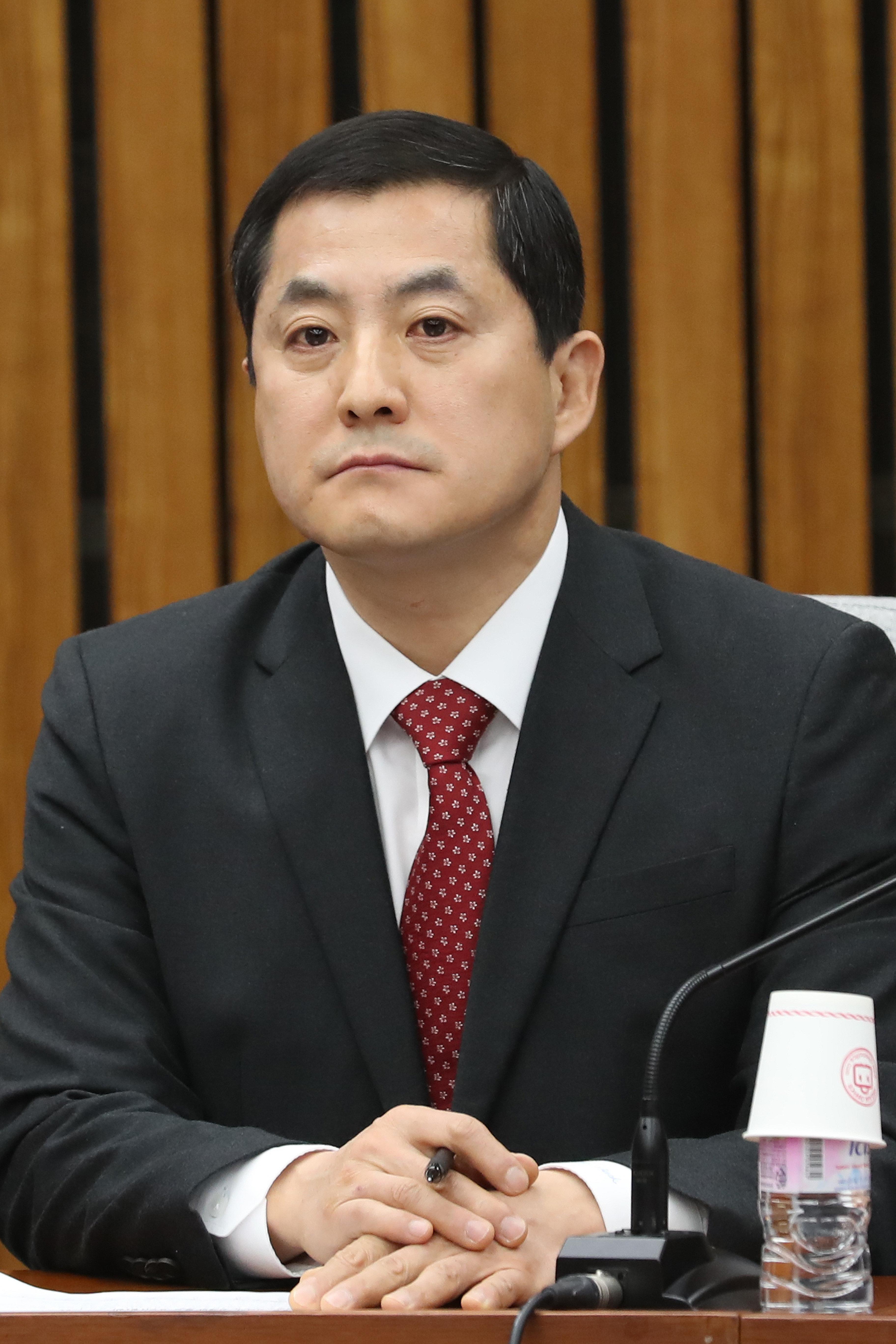 [전문]'신재민법' 발의한 박대출 의원이 4년전 발표한
