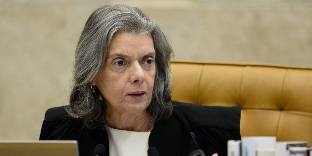 Minsitra do Supremo Tribunal Federal Cármen