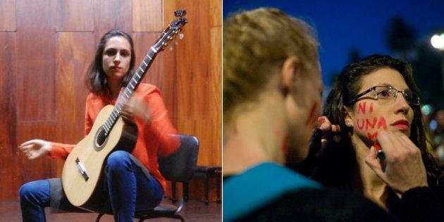 Violonista Mayara Amaral foi morta por três homens em Campo Grande