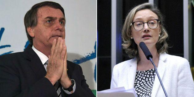 Superior Tribunal de Justiça (STJ) manteve condenação do deputado Jair Bolsonaro (PSC-RJ) por danos morais...