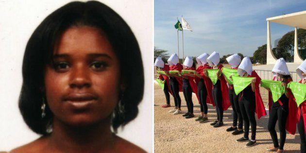 Ingriane Barbosa morreu após aborto inseguro em Petrópolis, no Rio de