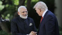 Narendra Modi, Donald Trump Discuss Trade, Afghanistan In Phone